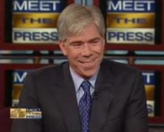 why is david gregory leaving meet the press