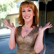 Kathy griffen naked consider