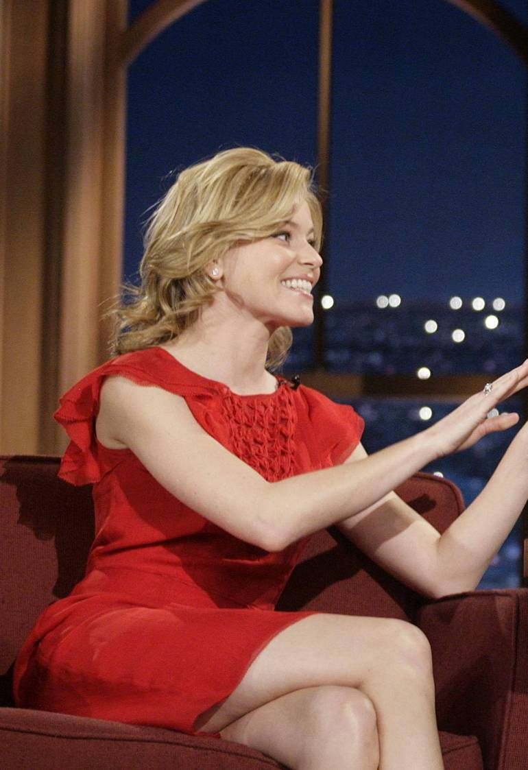 Are Elizabeth banks legs remarkable