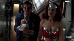 Emily Deschanel Wonder Woman 13