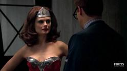 Emily Deschanel Wonder Woman 6