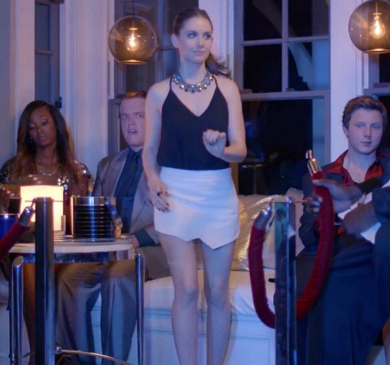 Alison brie smirnoff vodka commercial april 2014 7