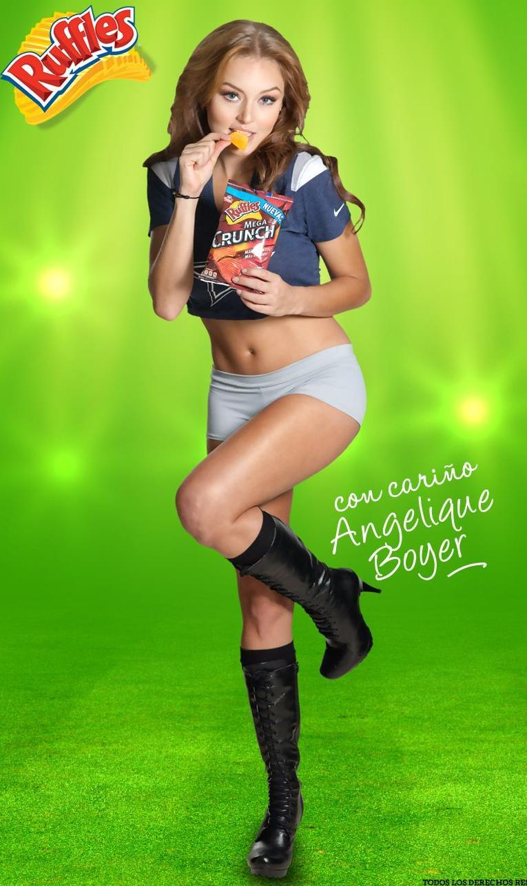 Pop Minute - Angelique Boyer Ruffles Nfl Photos - Photo 3 Kim Cattrall Dead