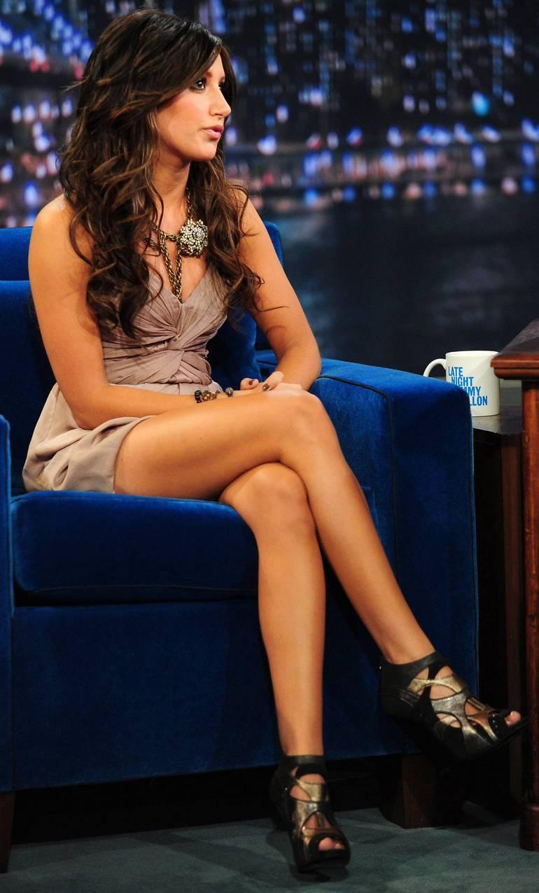 Legs ashley tisdale Ashley Tisdale