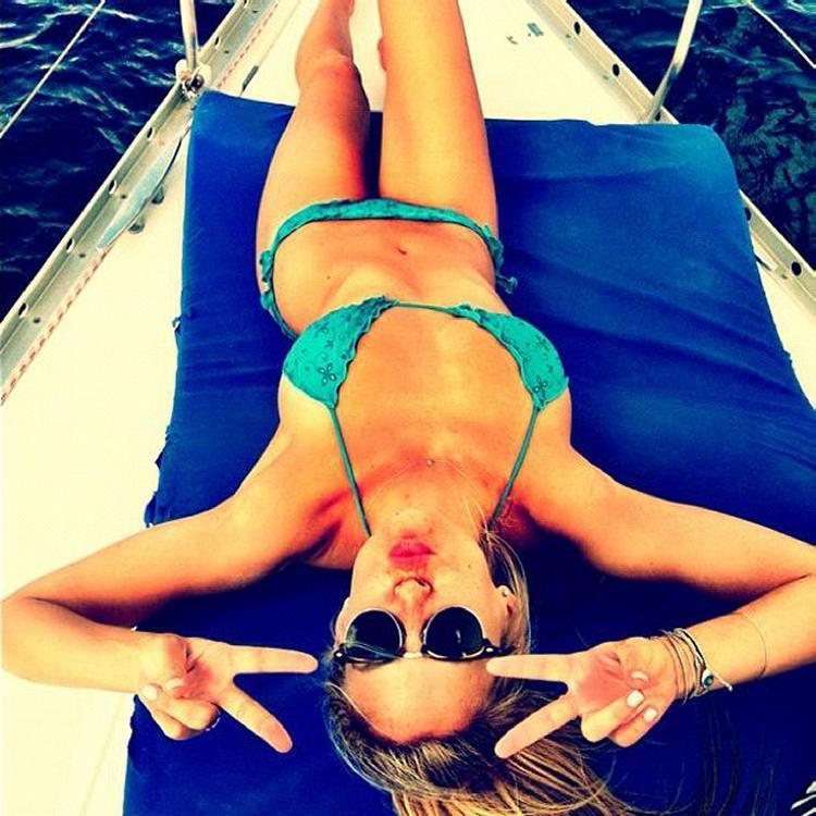 The bikini bridge social media and the viral contagion of body ideals