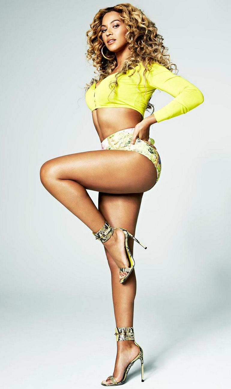 beyonce knowles body type Quotes