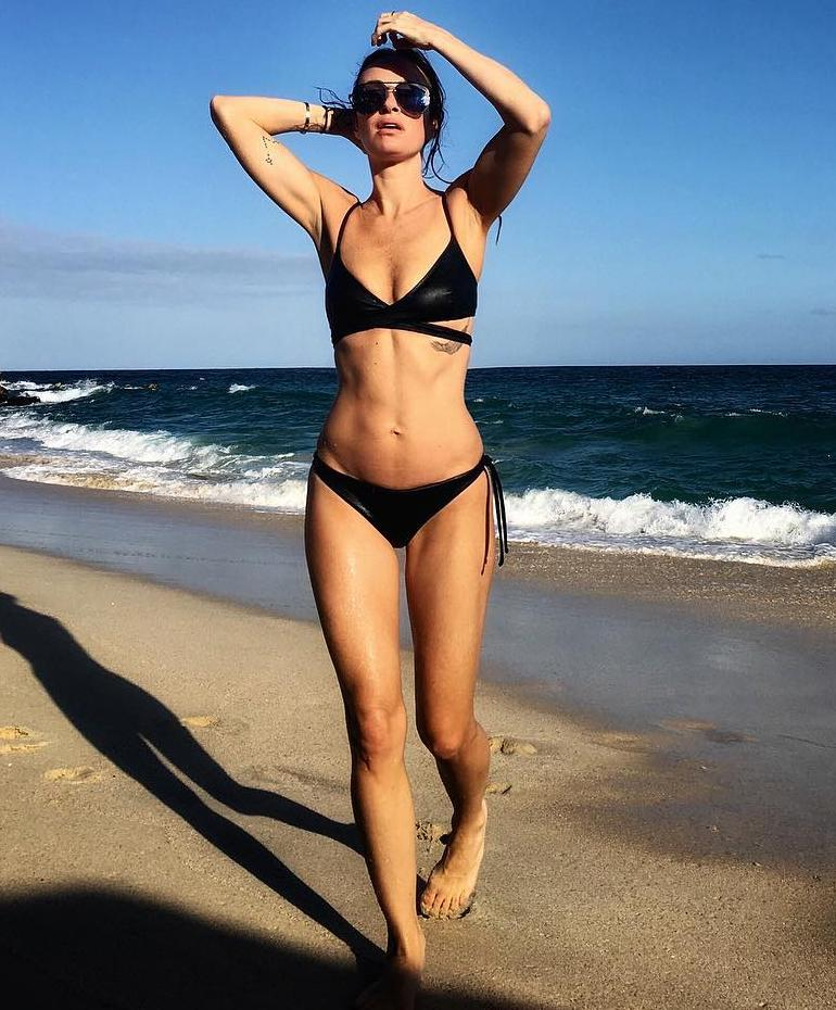 Catt Sadler Bikini Pool Float