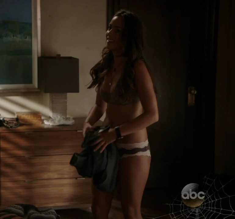 Of chloe nude agent bennet shield