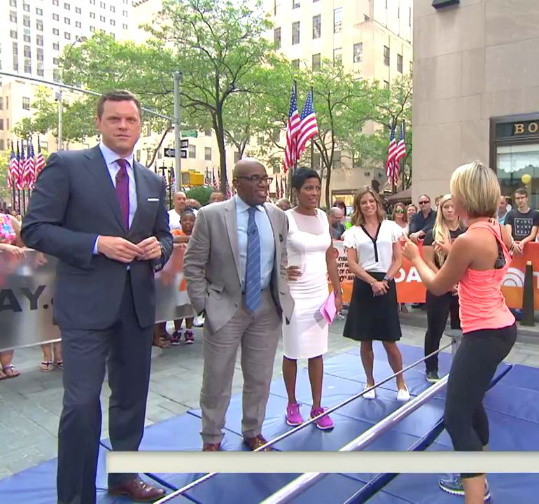 dylan dreyer spandex pictures to pin on pinterest   thepinsta