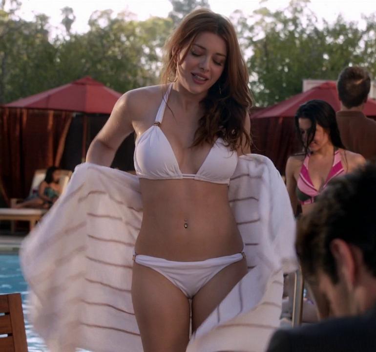 Pop Minute - Elena Satine Bikini Revenge Pool Photos ... James Franco Accusations