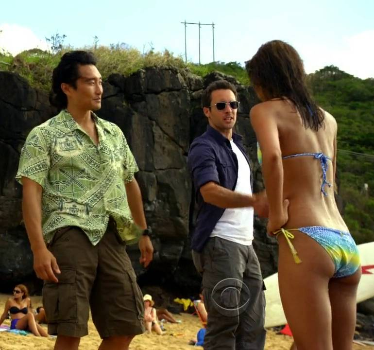 Pop Minute - Grace Park Bikini Hawaii Five Photos - Photo 9
