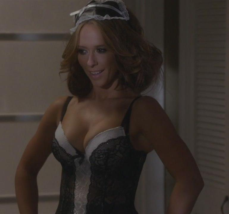 Pop Minute - Jennifer Love Hewitt French Maid Client List Photos ...