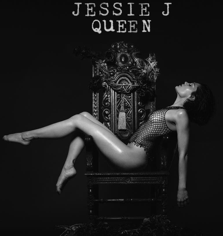 Jessie J Queen Preview Legs