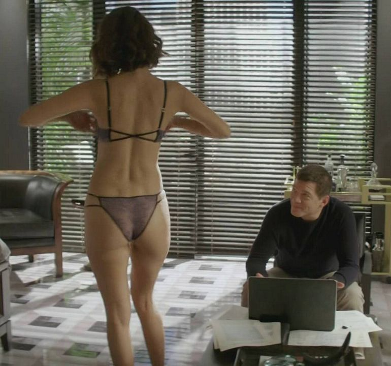 from Heath lisa edelstein anal sex