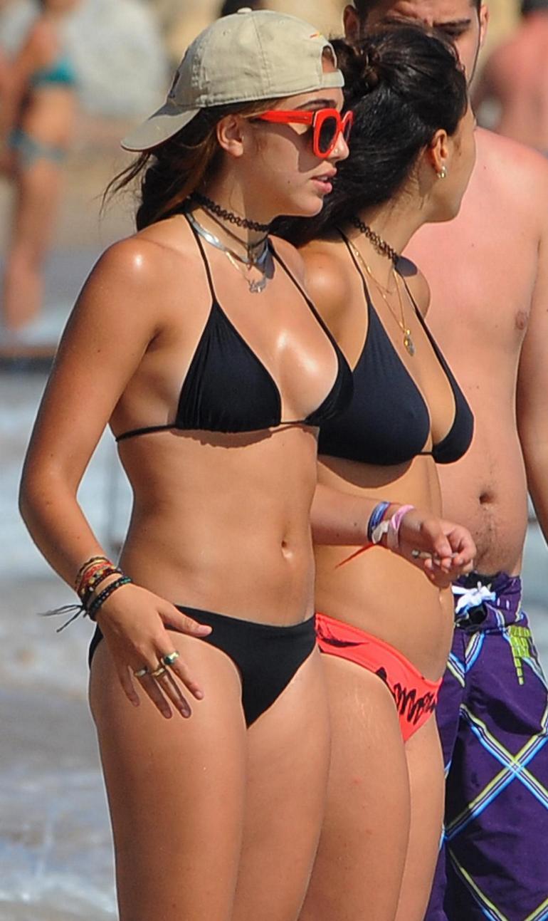 Pop Minute - Lourdes Leon Bikini Cannes Photos - Photo 9