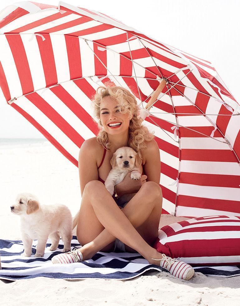 Pop Minute - Margot Robbie Swimsuit Vf 2k14 Photos - Photo 3 James Franco Accusations