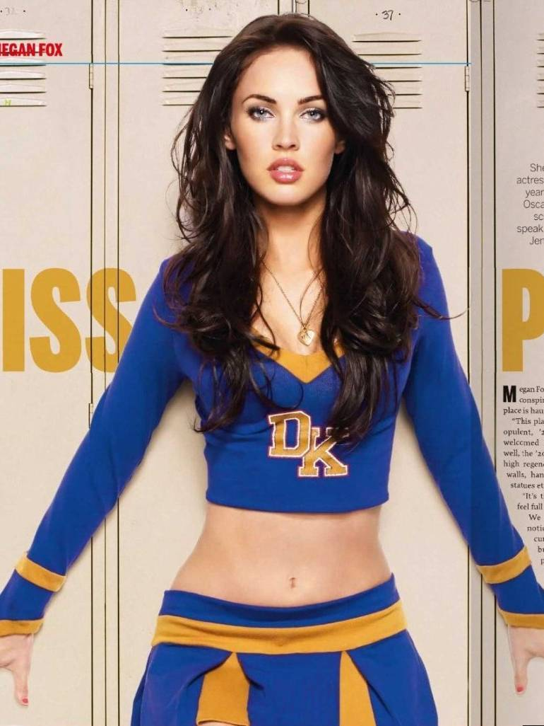 Megan Fox Jennifers Body Cheerleader