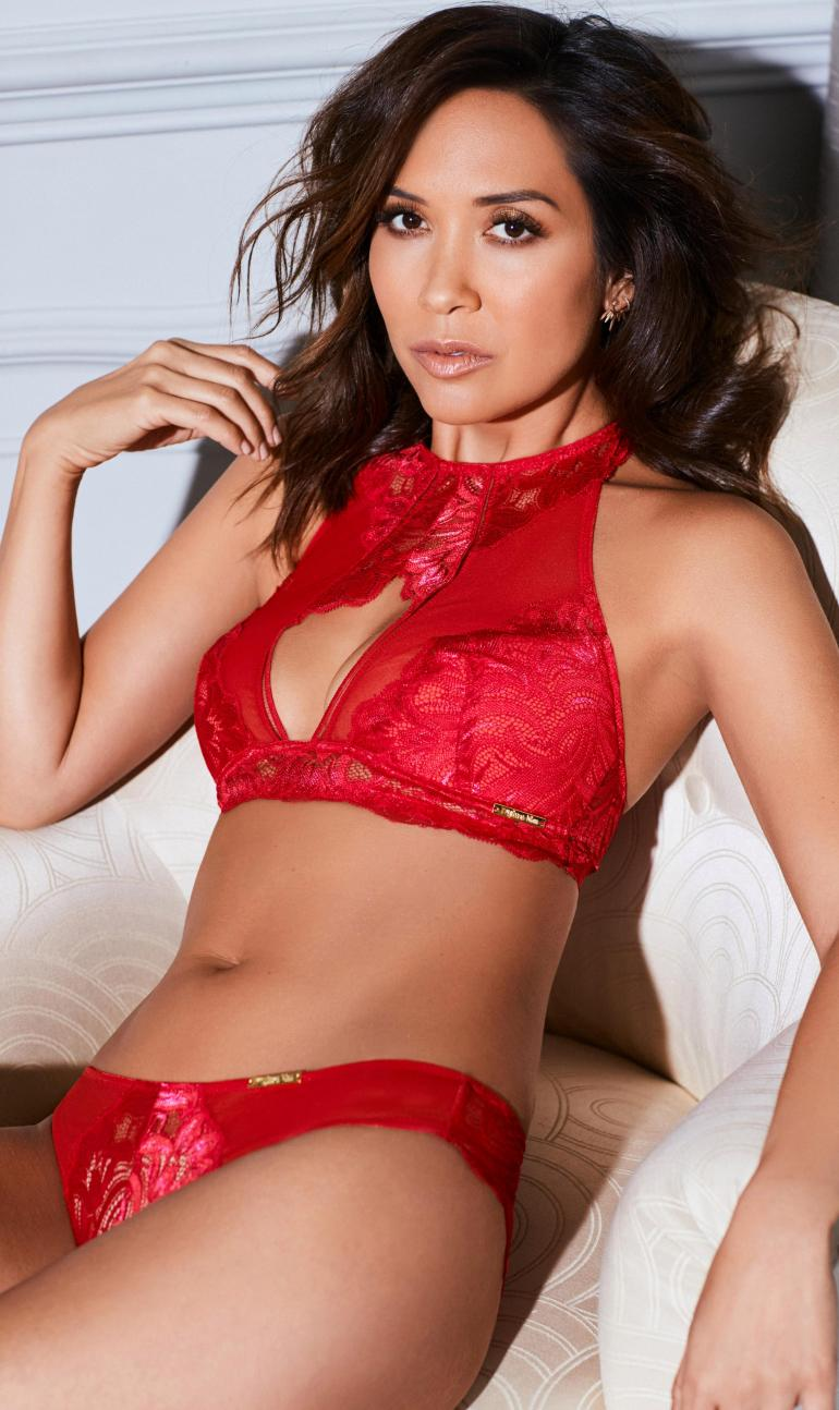 Myleene Klass Littlewoods Lingerie Winter