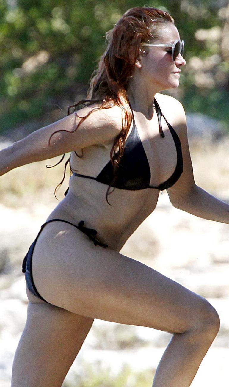 Know site paulina rubio bikini rather valuable