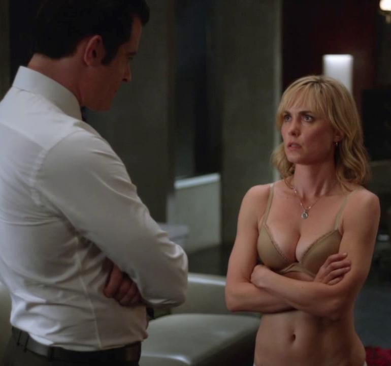 Pop Minute - Radha Mitchell Bra Red Widow Photos - Photo 11
