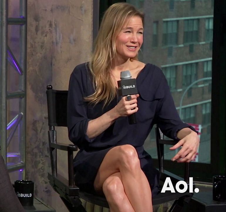 Renee Zellweger Legs Bridget Jones AOL Legs