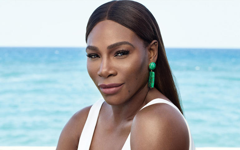 Serena Williams Swimsuit InStyle