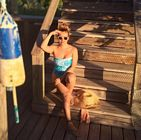 Alyssa Milano Swimsuit Baywatch