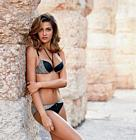 Ana Beatriz Barros Lingerie Rock Wall