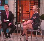 Anne Heche Legs Access Hollywood