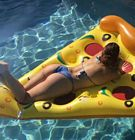 Ariel Winter Bikini Pizza Float 3