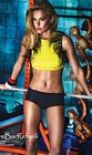 Bar Refaeli Sports Bra Workout Marie Claire