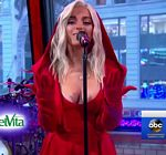 Bebe Rexha Good Morning America