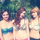 Bella Thorne Bikini Mermaids 4