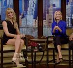Beth Behrs Legs Live With Kelly