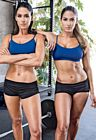 Brie Nikki Bella Muscle Fitness