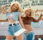 Britney Spears Iggy Azalea Pretty Girls 8