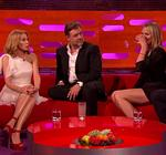 Cameron Diaz Kylie Minogue Graham Norton