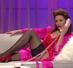 Cameron Diaz Stockings SNL 5