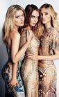 Cara Delevingne Suki Waterhouse Vogue