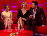 Charlize Theron Emily Blunt Graham Norton Show