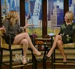 Chloe Moretz Legs Live With Kelly