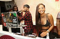 Christina Milian MLB All Star Party 5