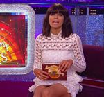 Claudia Winkleman Legs Strictly Come Dancing 1