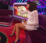 Claudia Winkleman Legs Strictly Come Dancing 2