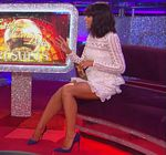 Claudia Winkleman Legs Strictly Come Dancing 4