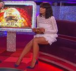 Claudia Winkleman Legs Strictly Come Dancing 6