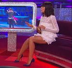 Claudia Winkleman Legs Strictly Come Dancing 7