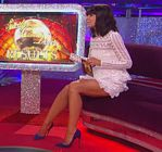 Claudia Winkleman Legs Strictly Come Dancing 8