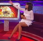 Claudia Winkleman Legs Strictly Come Dancing 9