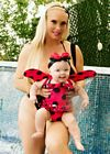 Coco Austin Swimsuit Water Gun 6